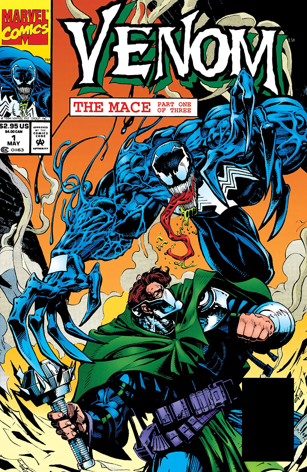 Venom: The Mace Vol 1 1