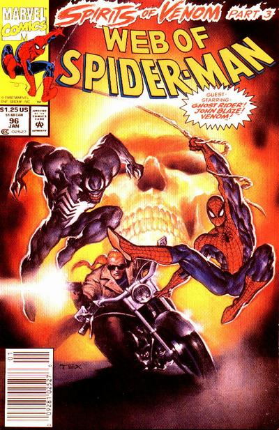 Web of Spider-Man Vol 1 96