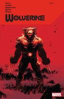 Wolverine by Benjamin Percy Vol 1 1