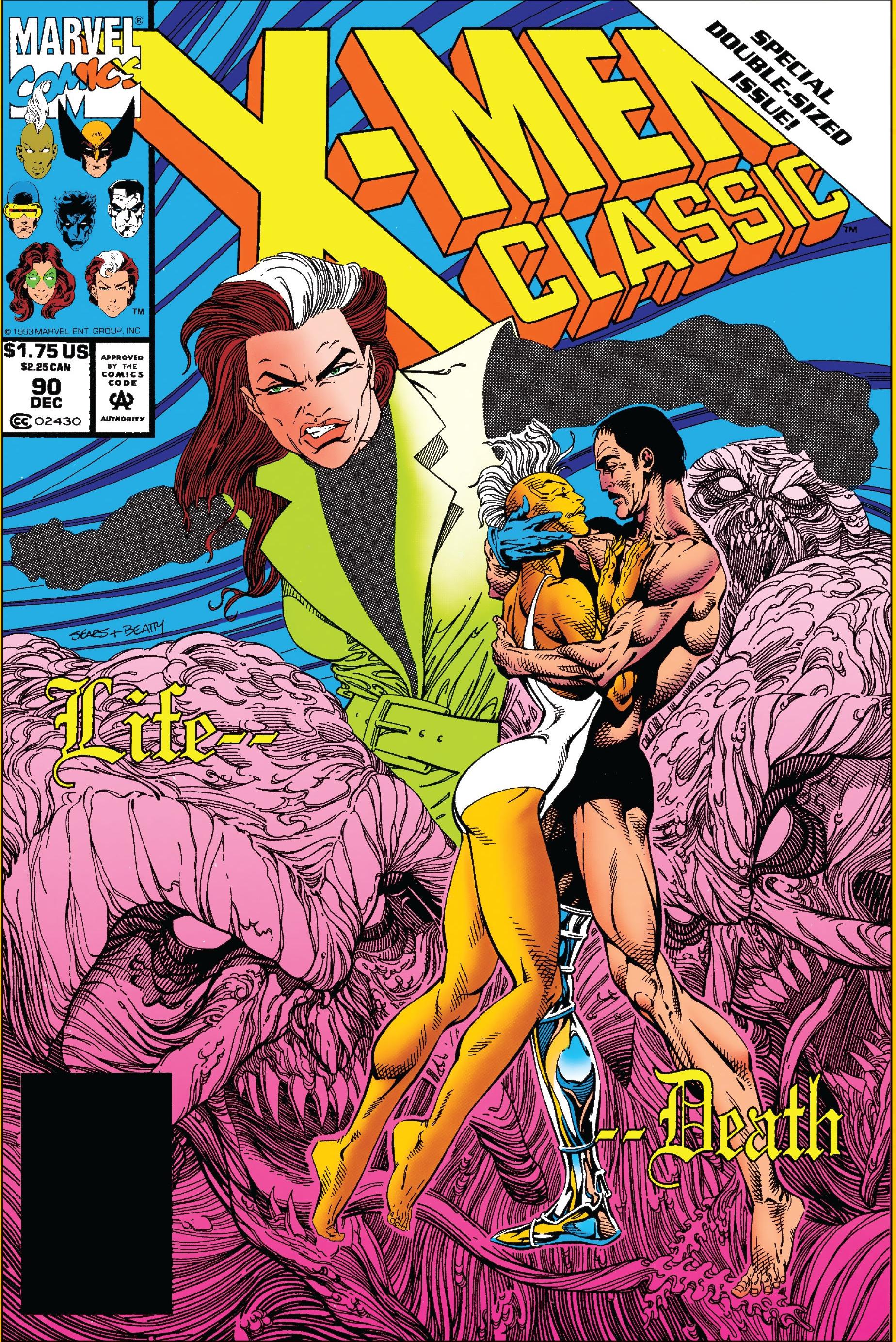 X-Men Classic Vol 1 90