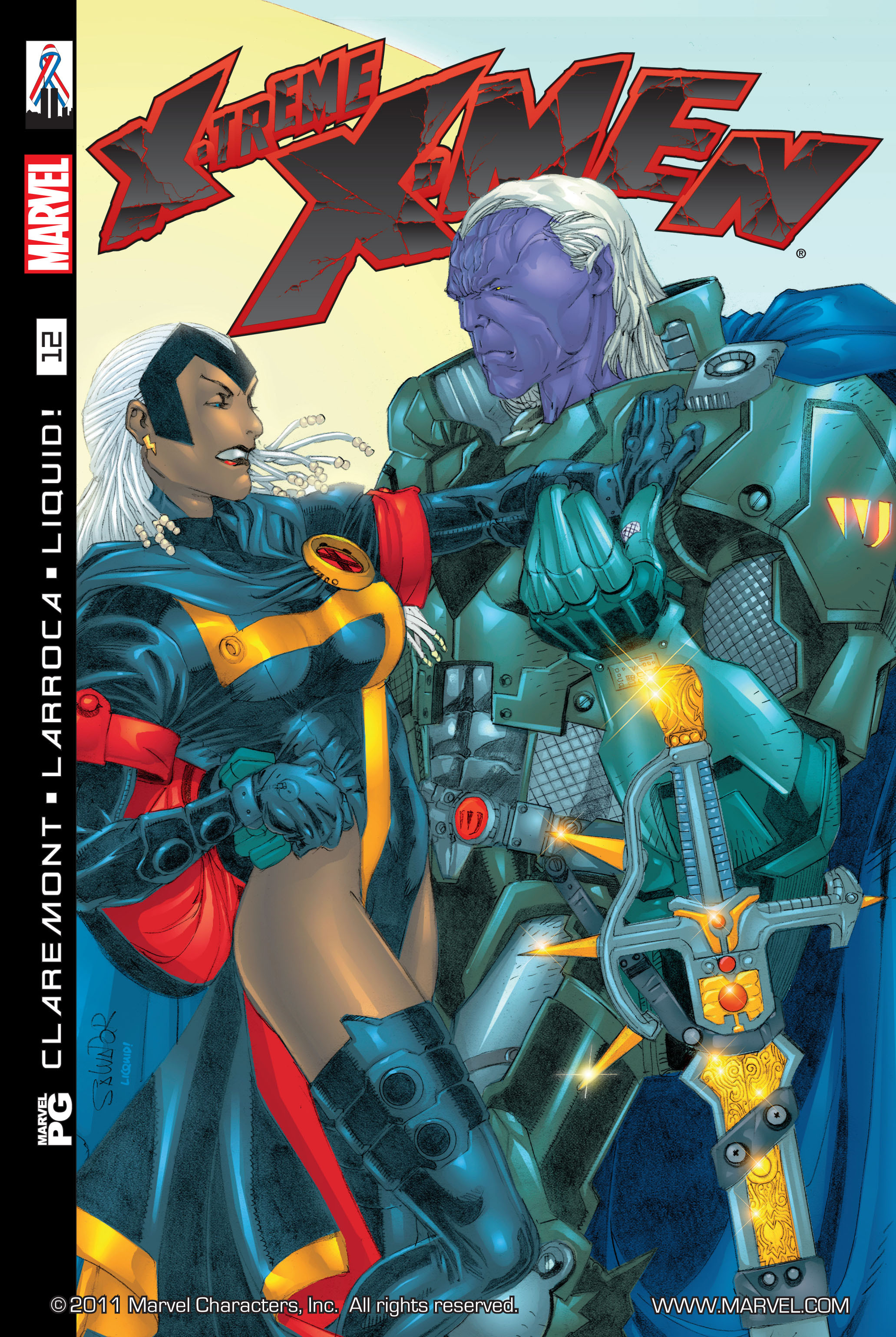 X-Treme X-Men Vol 1 12