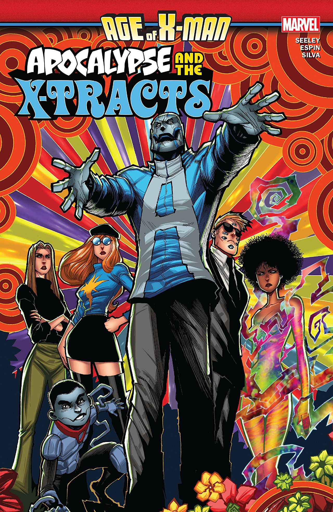 Age of X-Man: Apocalypse & the X-Tracts TPB Vol 1