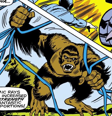 Alpha (Ape) (Earth-616)