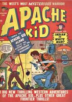 Apache Kid Vol 1 4