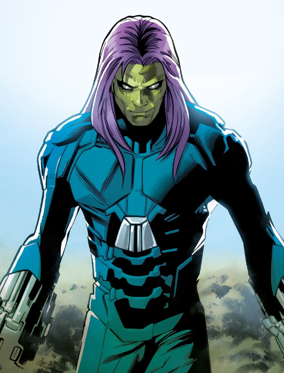 Barrage (Earth-616)