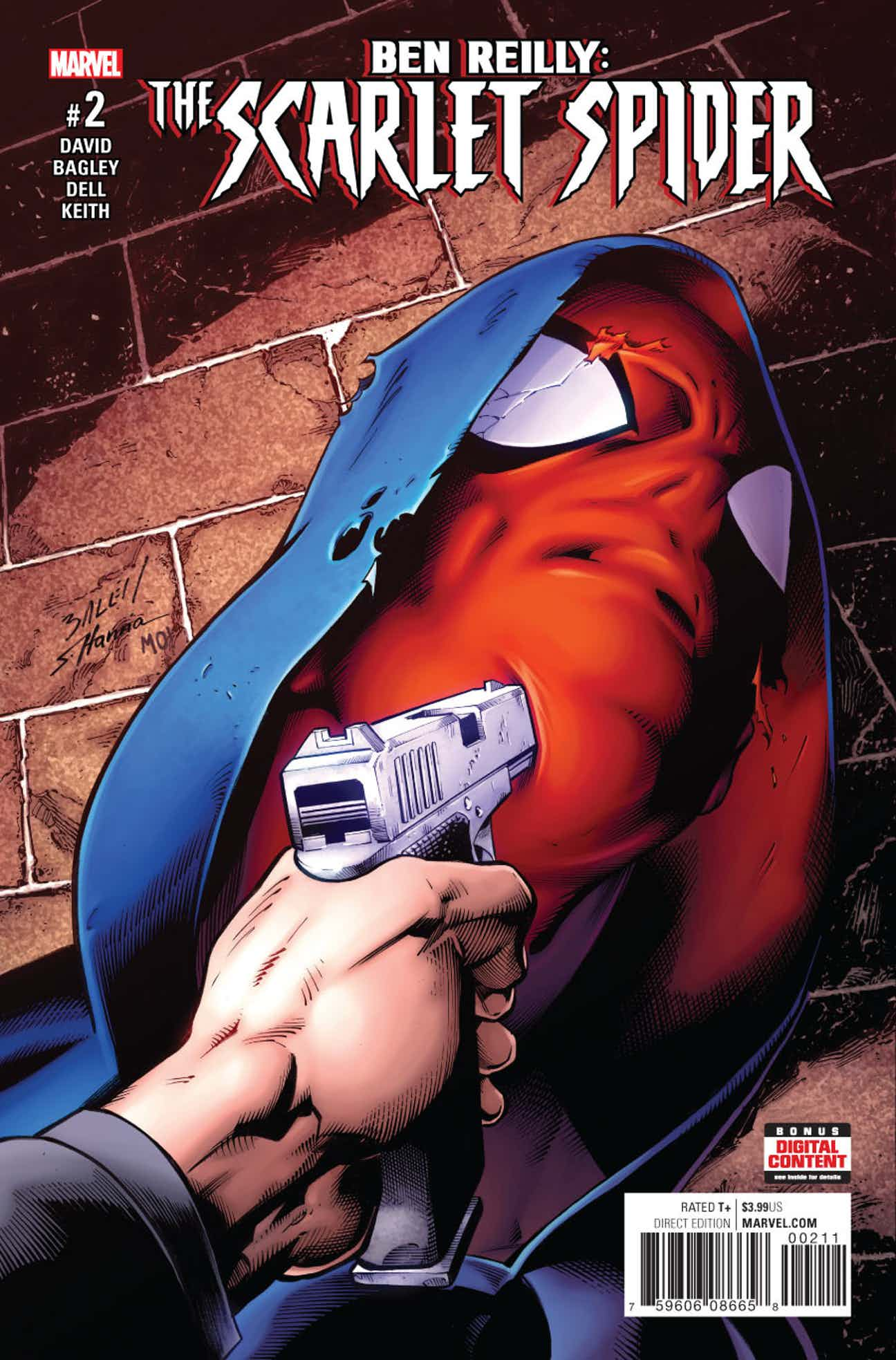 Ben Reilly: Scarlet Spider Vol 1 2