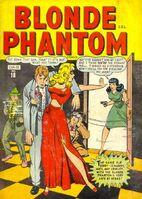 Blonde Phantom Comics Vol 1 18