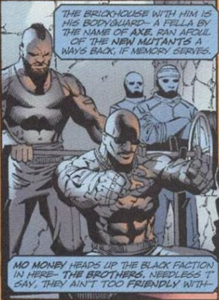 Brothers (Earth-616)
