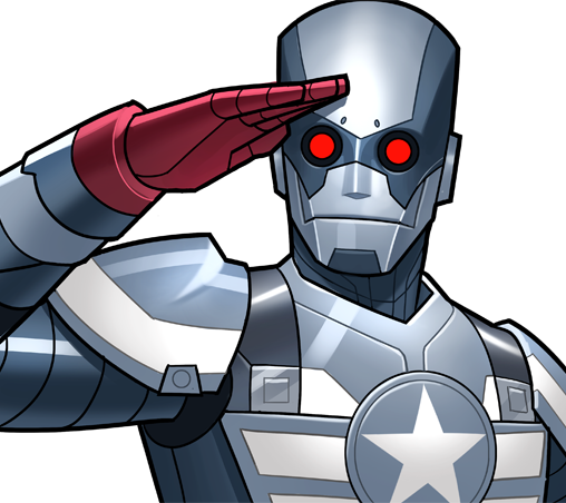 Captain America (Robot) (Earth-TRN562)