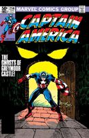 Captain America Vol 1 256