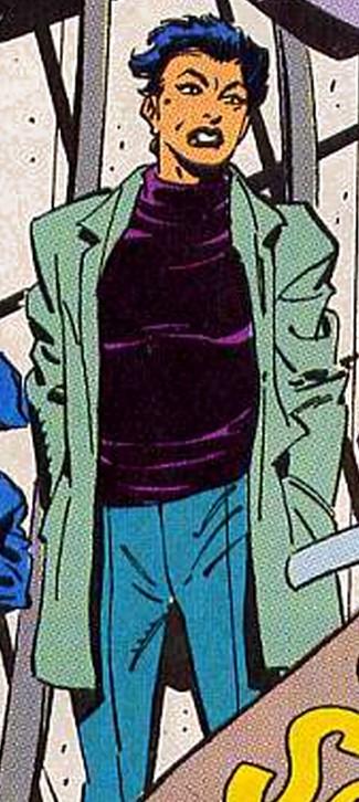 Cecilia Perez (Earth-616)