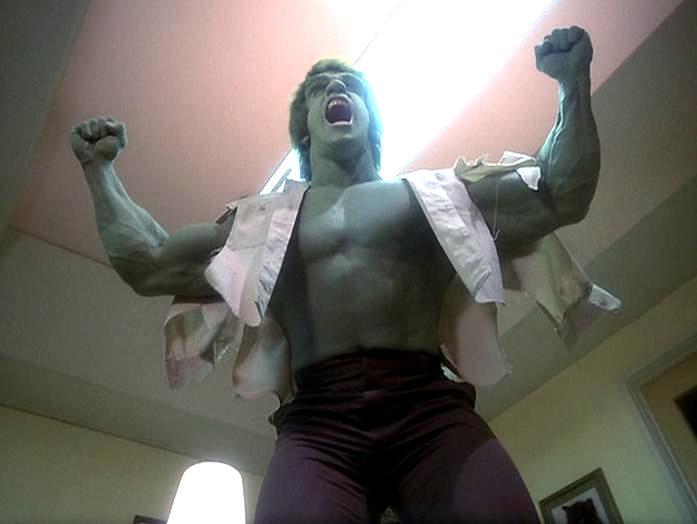 The Incredible Hulk (TV series) Season 1 4