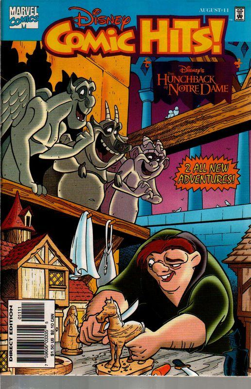 Disney Comic Hits Vol 1 11