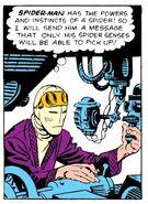 Dmitri Smerdyakov (Earth-616) from Amazing Spider-Man Vol 1 1 0003
