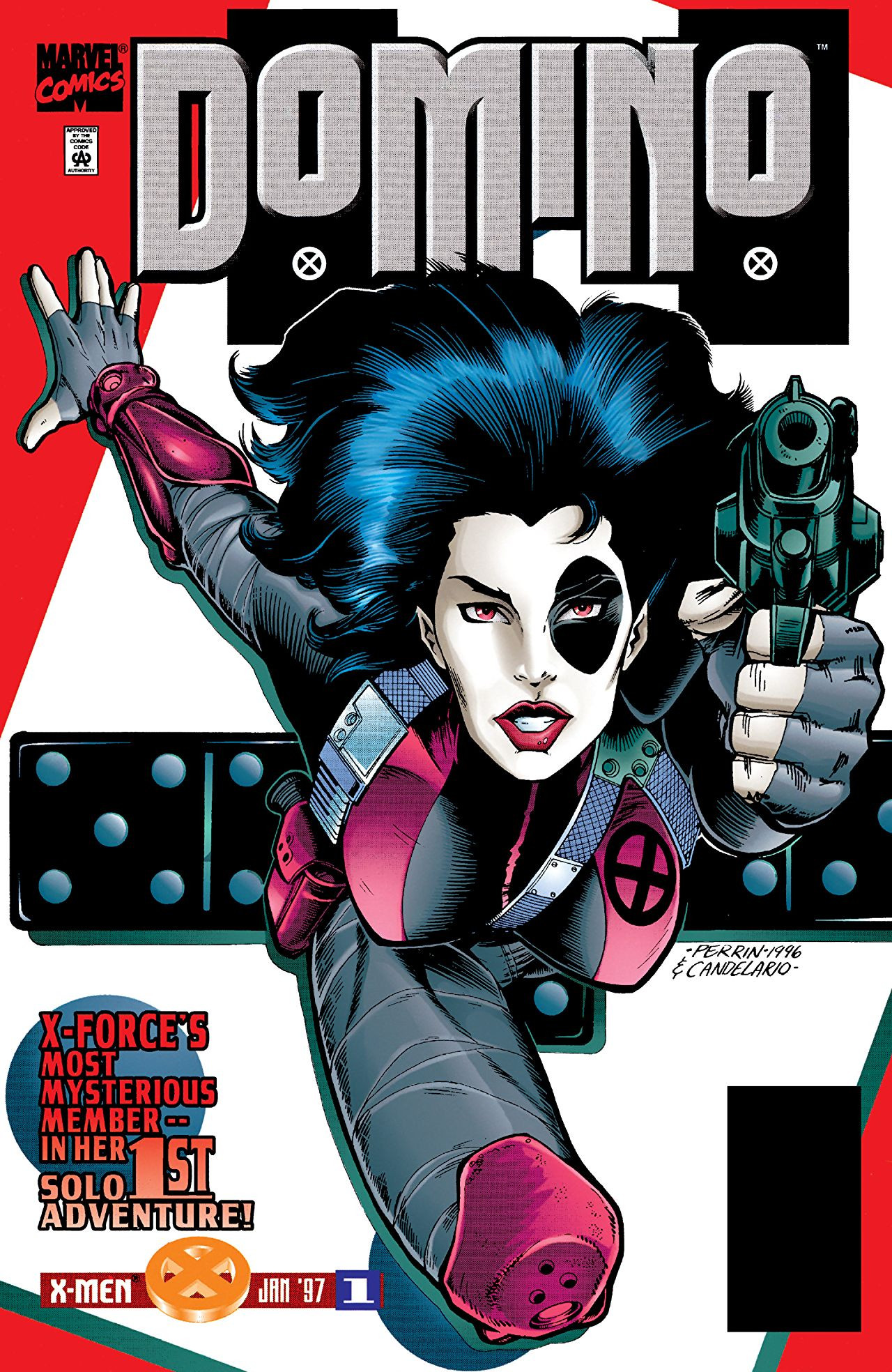 Domino Vol 1 1