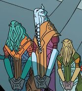Eridani (Race) from Captain Marvel Vol 9 4 001
