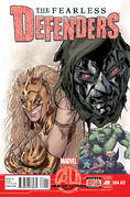 Fearless Defenders Vol 1 4AU