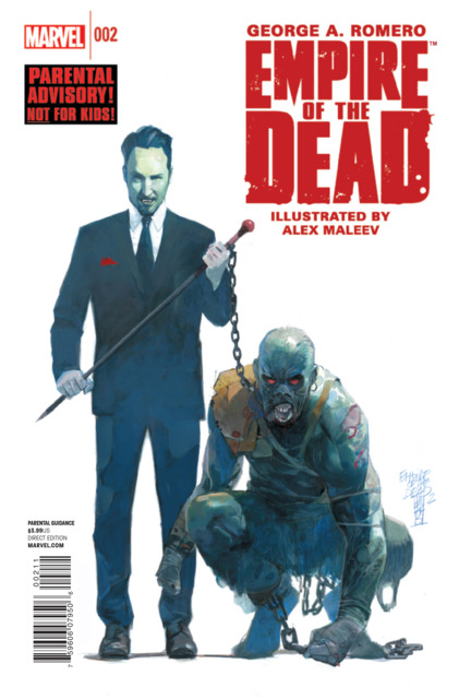 George Romero's Empire of the Dead: Act One Vol 1 2