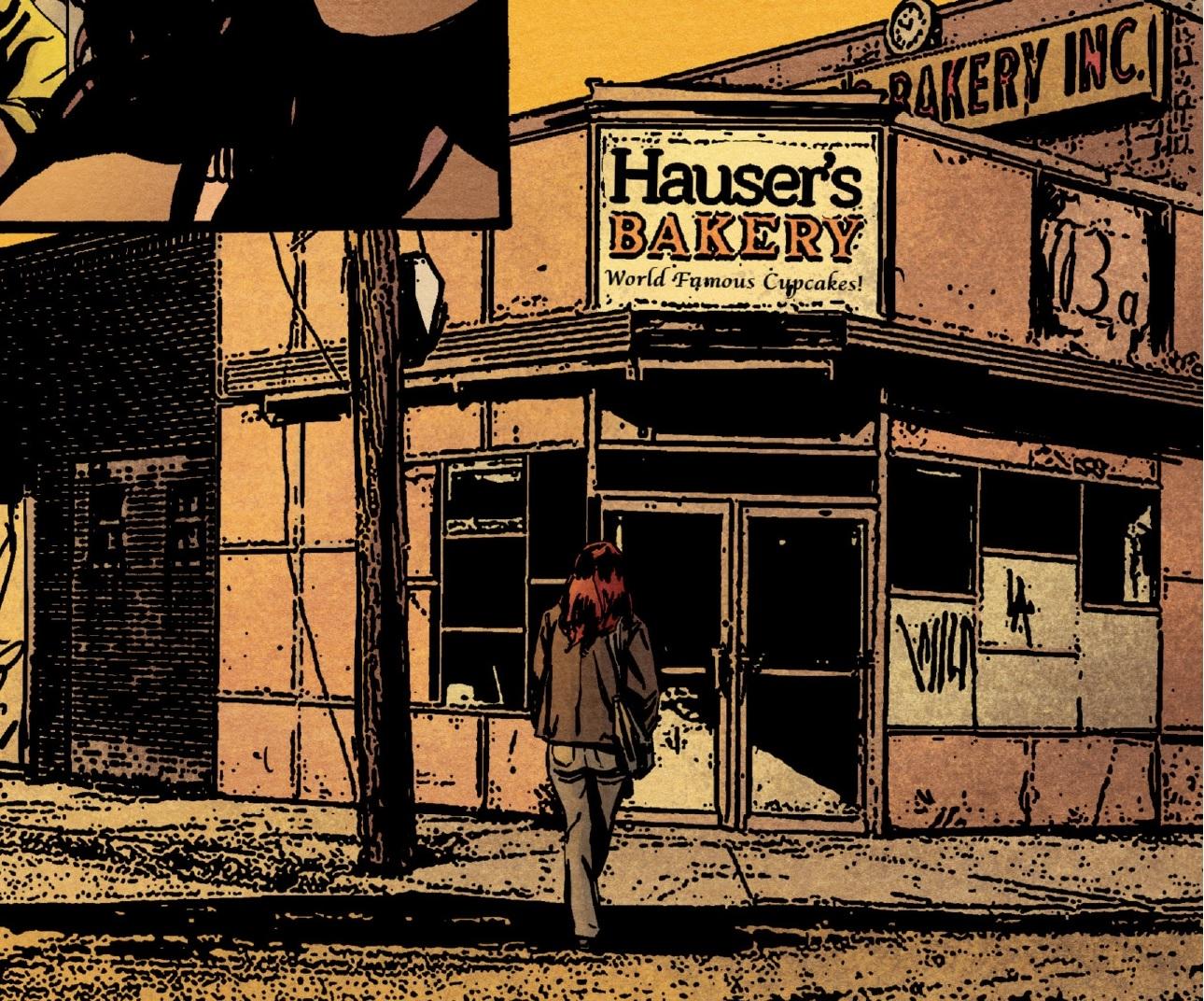 Hauser's Bakery/Gallery