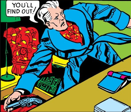 James Buttersworth (Earth-616)