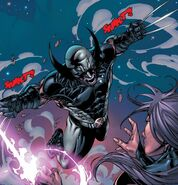 James Howlett (Earth-616) and Elizabeth Braddock (Earth-616) from Psylocke Vol 1 4 0001