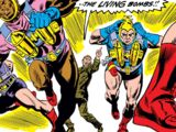 Living Bombs (Earth-616)