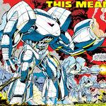 Mandroid Armor MK III