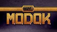 Marvel's M.O.D.O.K. Logo
