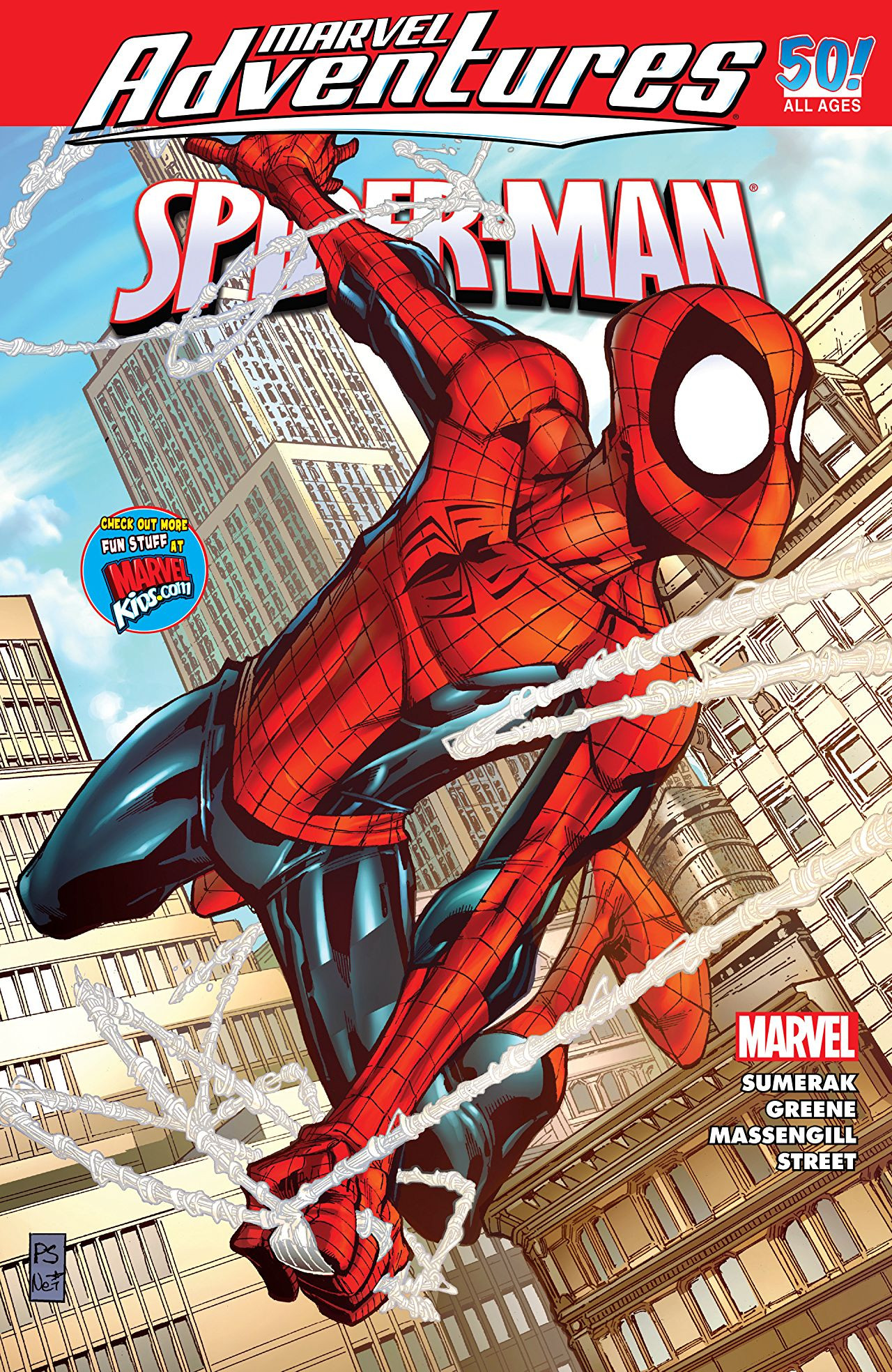 Marvel Adventures: Spider-Man Vol 1 50