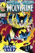 Marvel Comics Presents Vol 1 128
