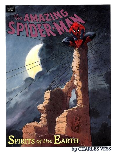 Spider-Man: Spirits of the Earth HC Vol 1 1
