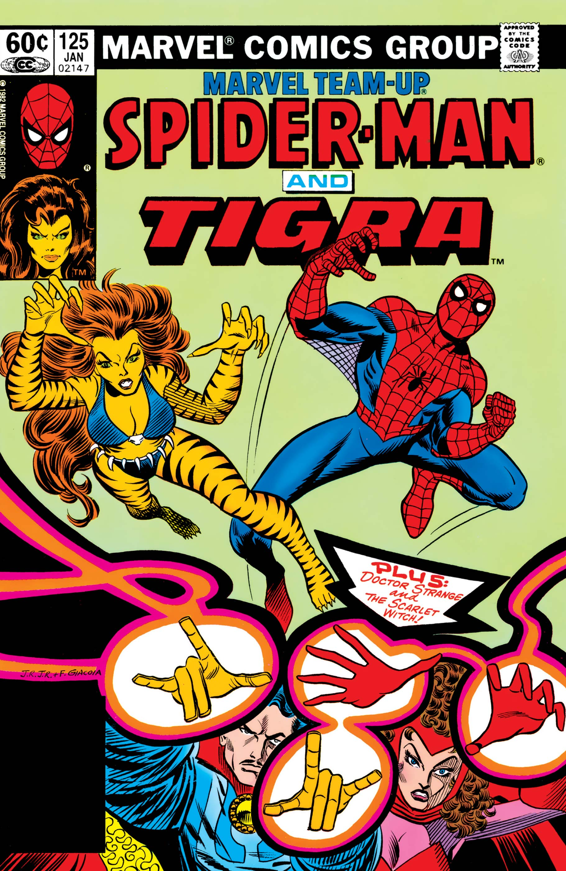 Marvel Team-Up Vol 1 125