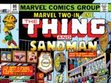 Marvel Two-In-One Vol 1 86