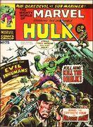 Mighty World of Marvel Vol 1 75