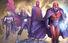 New Avengers Vol 2 12 X-Men Evolutions Wraparound Variant Textless