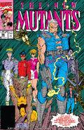 New Mutants Vol 1 90