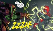 Norman Osborn (Earth-616) vs. Otto Octavius (Earth-616) from Superior Spider-Man Vol 1 27.NOW 001