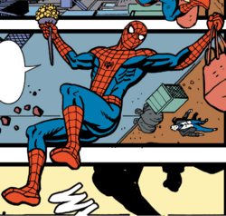 Peter Parker (Earth-51914) from Spider-Verse Vol 1 1 001.png