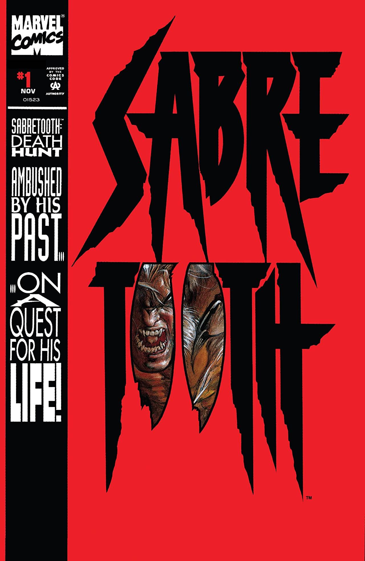 Sabretooth Vol 1 1