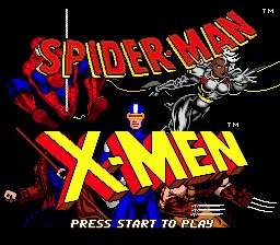 Spider-Man & X-Men: Arcade's Revenge/Gallery