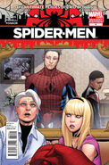 Spider-Men Vol 1 4 Sara Pichelli Variant