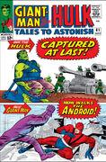 Tales to Astonish Vol 1 61