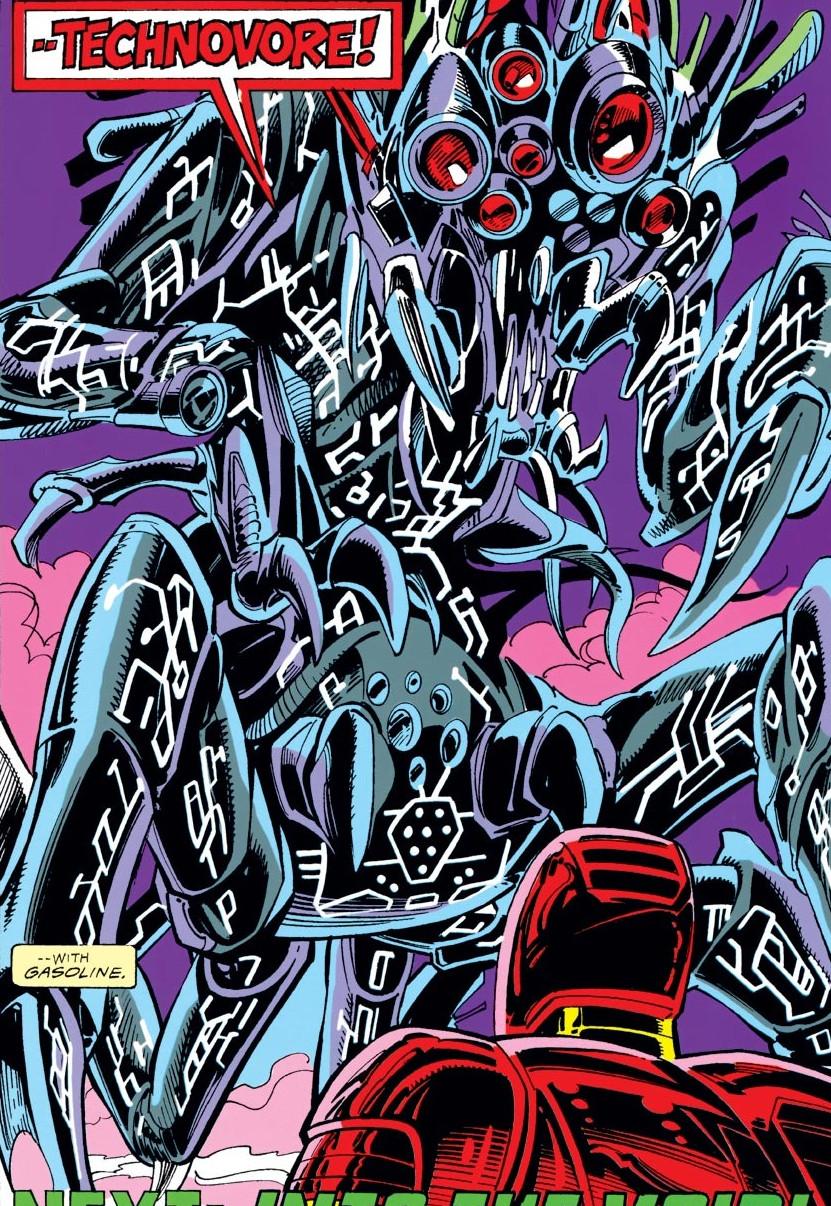 Technovore (Earth-616)