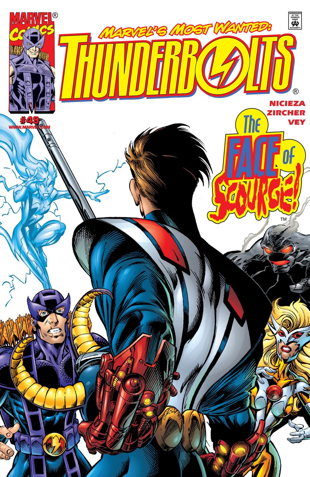 Thunderbolts Vol 1 49