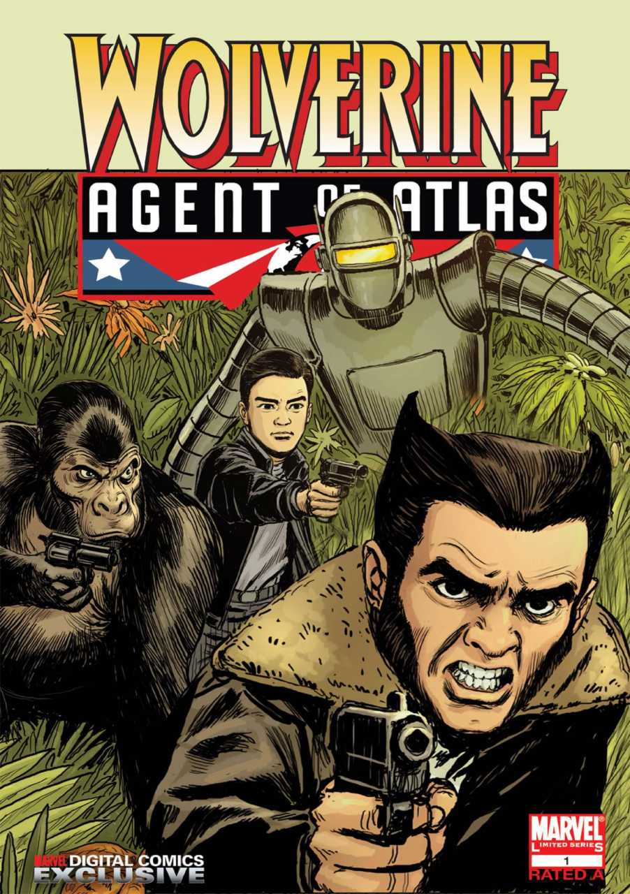 Wolverine: Agent of Atlas Vol 1 1