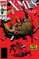 X-Men Classic Vol 1 59