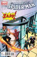 Amazing Spider-Man Vol 3 1 Zapp Comics Exclusive Variant