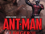 Ant-Man: Larger Than Life Vol 1 1