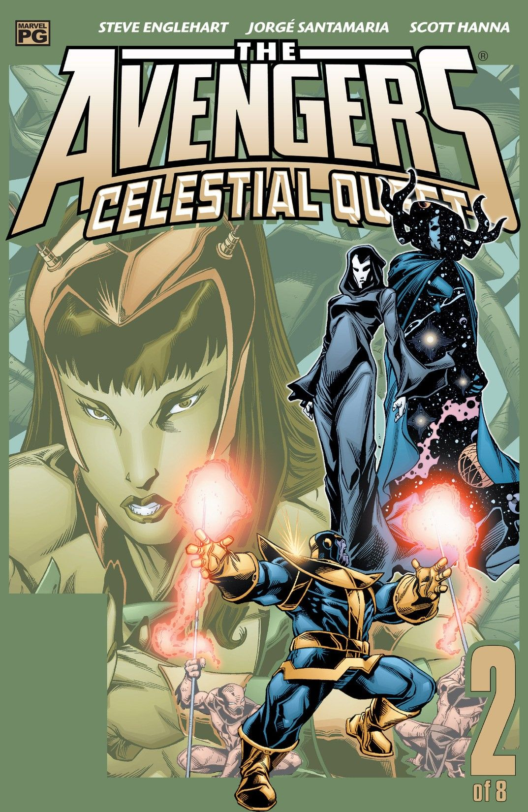 Avengers: Celestial Quest Vol 1 2