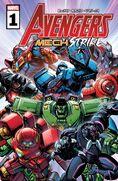 Avengers Mech Strike Vol 1 1